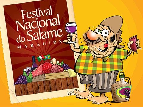 Festival Nacional do Salame Institucional